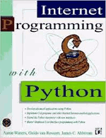 Internet Programming width Python book cover